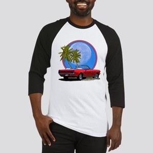 Mustang convertible Baseball Jersey