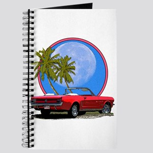 Mustang convertible Journal