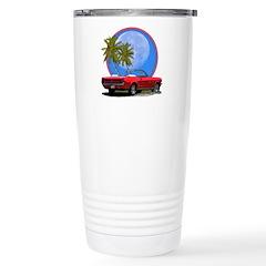Mustang convertible Stainless Steel Travel Mug