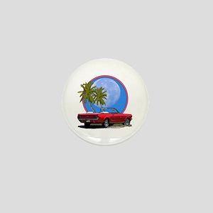 Mustang convertible Mini Button