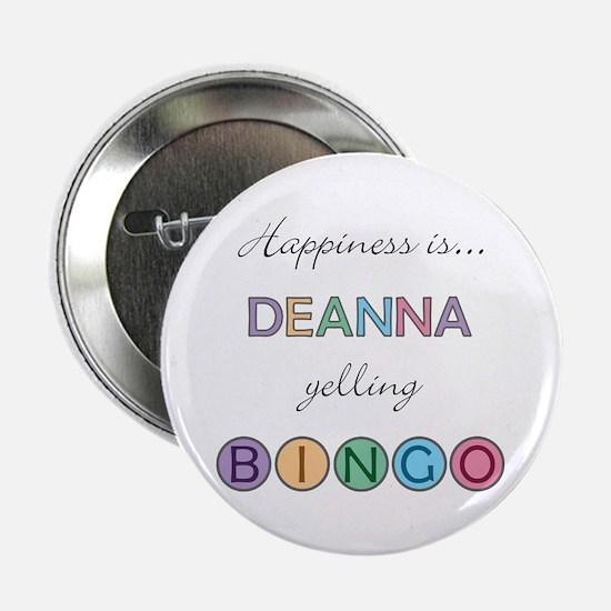 Deanna BINGO Button