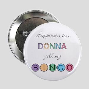 Donna BINGO Button
