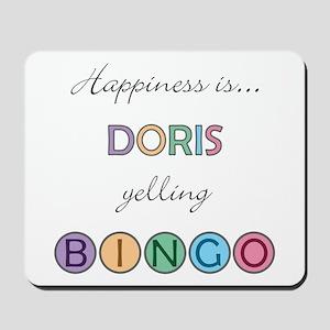 Doris BINGO Mousepad