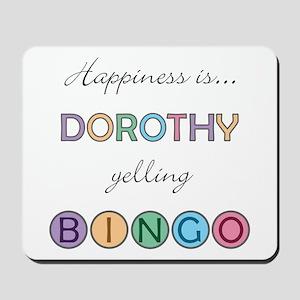 Dorothy BINGO Mousepad