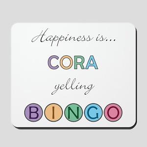 Cora BINGO Mousepad