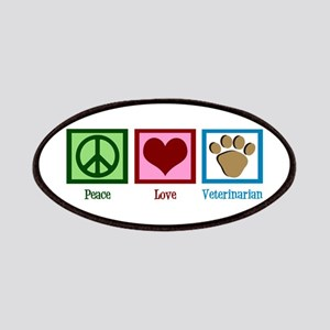 Cute Veterinarian Patches