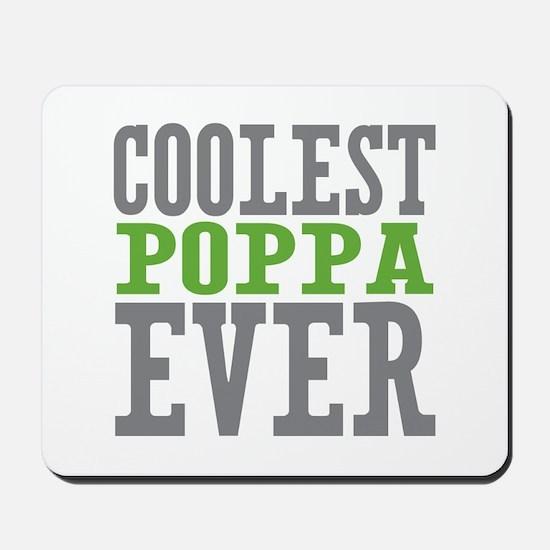 Coolest Poppa Mousepad
