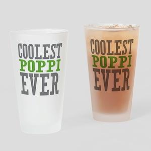 Coolest Poppi Drinking Glass