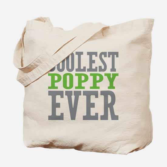 Coolest Poppy Tote Bag