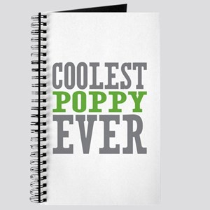Coolest Poppy Journal