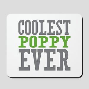 Coolest Poppy Mousepad
