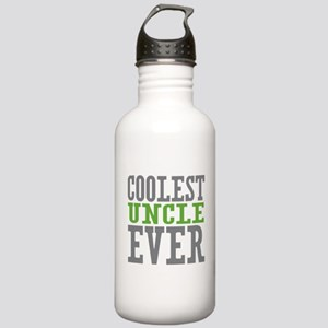 Coolest Uncle Stainless Water Bottle 1.0L