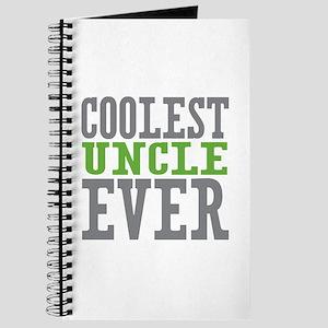 Coolest Uncle Journal