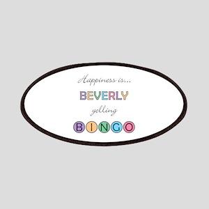 Beverly BINGO Patch