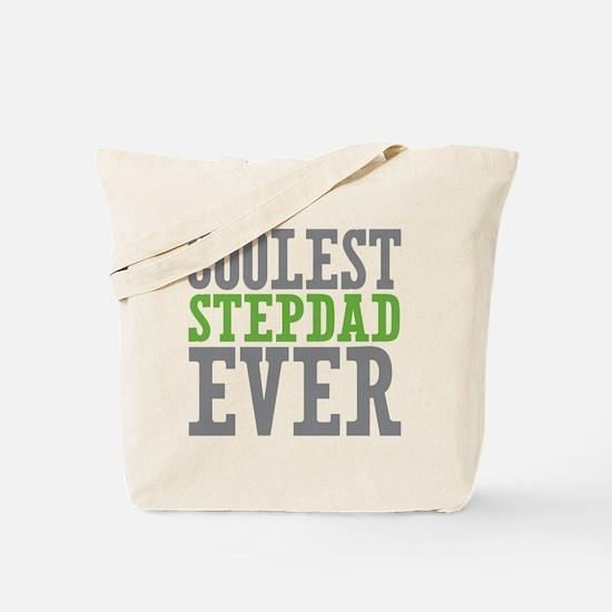 Coolest Stepdad Tote Bag