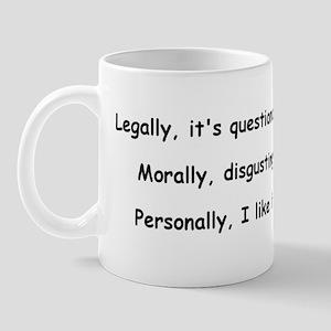 I like it Mug