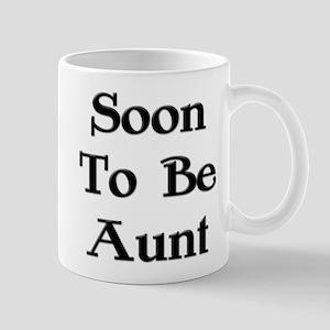Soon To Be Aunt Mug