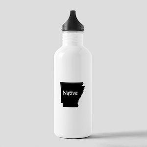 Arkansas Native Stainless Water Bottle 1.0L