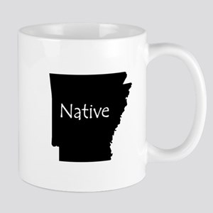 Arkansas Native Mug
