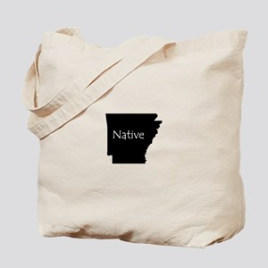 Arkansas Native Tote Bag