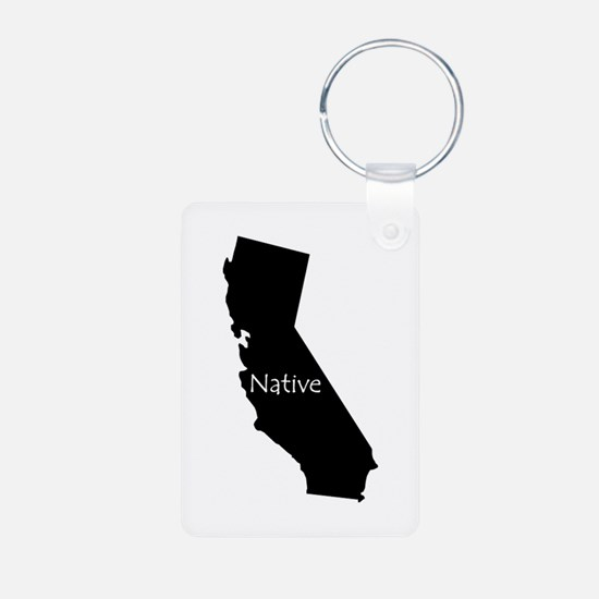 California Native Keychains