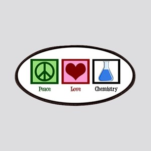 Peace Love Chemistry Patches
