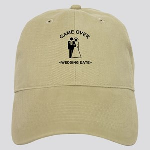 Game Over (Type In Your Wedding Date) Cap
