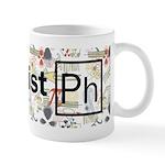 Physicist Retro Mug