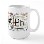 Physicist Retro Large Mug