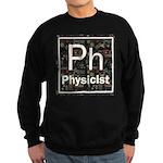 Physicist Retro Sweatshirt (dark)