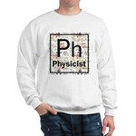 Physicist Retro Sweatshirt
