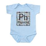 Physicist Retro Infant Bodysuit