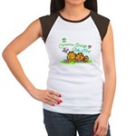 Conserve Energy Women's Cap Sleeve T-Shirt
