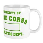 Cane Corso Athletic Dept Mug