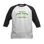 Cane Corso Athletic Dept Kids Baseball Jersey