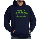 Cane Corso Athletic Dept Hoodie (dark)