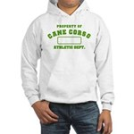 Cane Corso Athletic Dept Hooded Sweatshirt