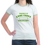Cane Corso Athletic Dept Jr. Ringer T-Shirt