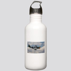 P 51 Mustang Stainless Water Bottle 1.0L