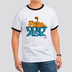 """Garfield """"Don't Ask"""" Ringer T"""