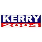 Kerry for President Bumper Sticker