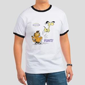 My Way Garfield Ringer T