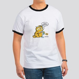 Garfield Hates Mondays Ringer T