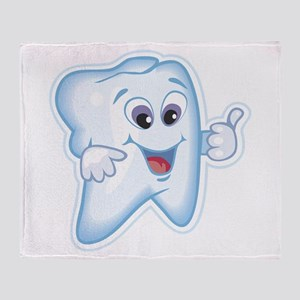 Great Job Dentists Dental Throw Blanket