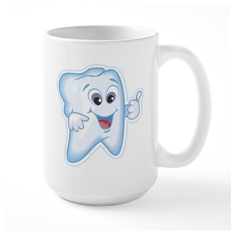 Great Job Dentists Dental Large Mug
