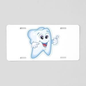Great Job Dentists Dental Aluminum License Plate