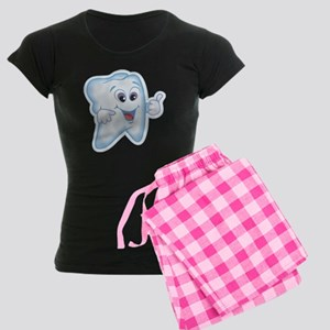 Great Job Dentists Dental Women's Dark Pajamas