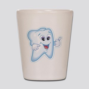 Great Job Dentists Dental Shot Glass