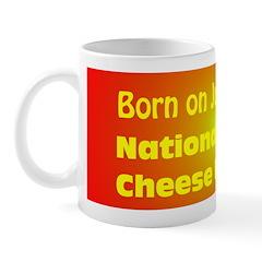Mug: Cheese Day
