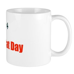 Mug: Hug Your Cat Day